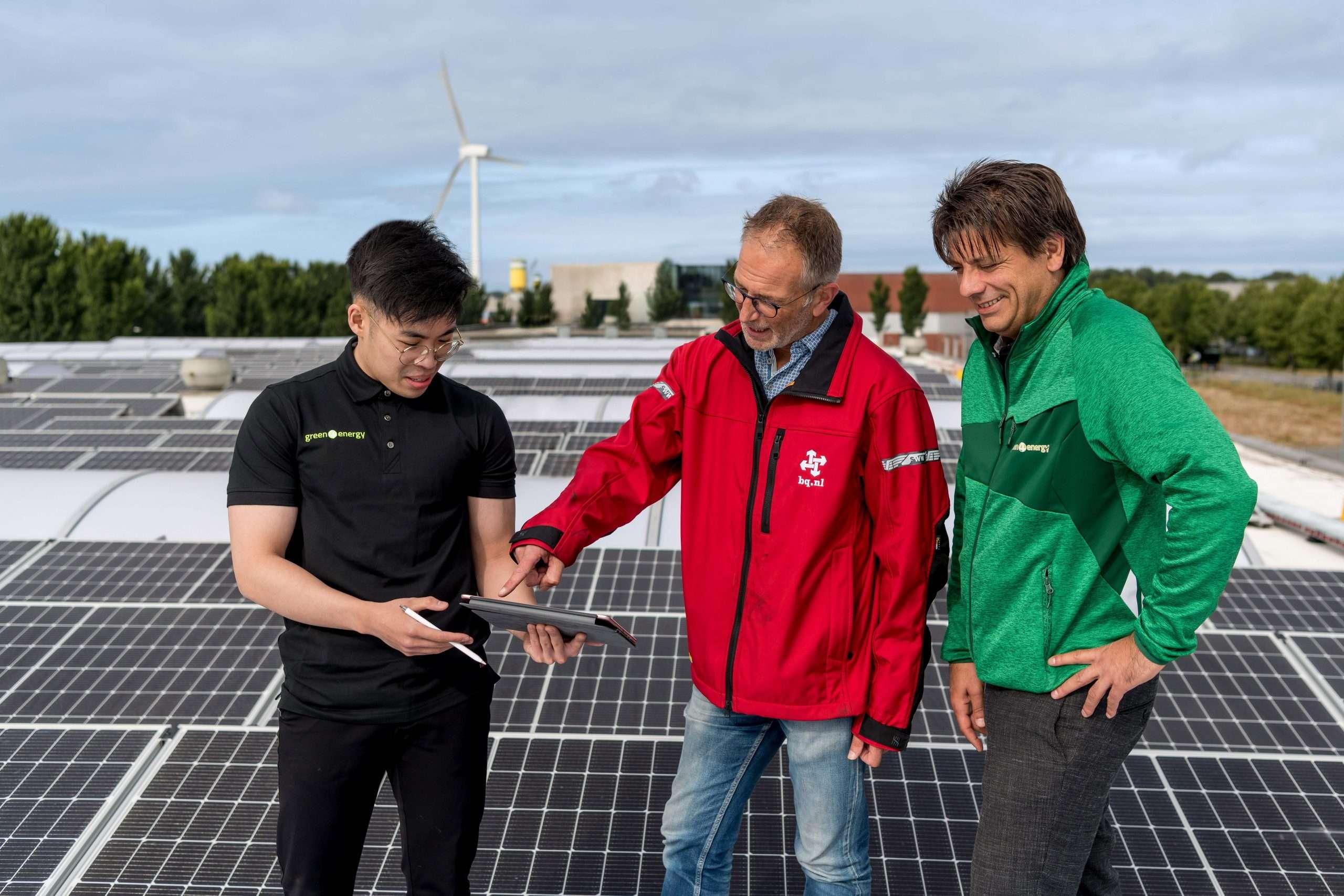 BQ Duiker - Green4energy